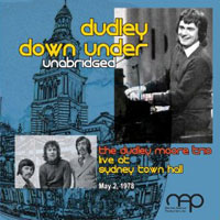 Dudley Down Under--unabridged